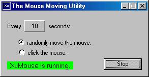 The Mouse Moving Utility